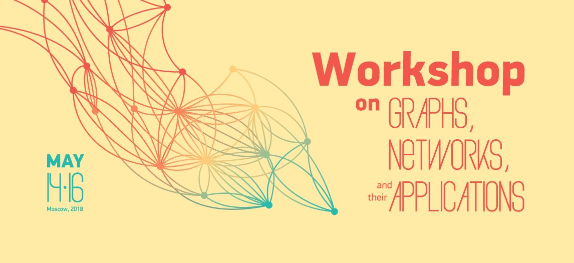 Workshop on graphs, networks, and their applications