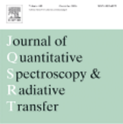 Read our new article in Journal of Quantitative Spectroscopy and Radiative Transfer