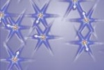 What are these electronic nanostars in 2D-superconductors supposed to mean?