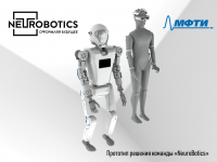 Команда NeuroRobotics создаст робота-аватара для конкурса ANA Avatar
