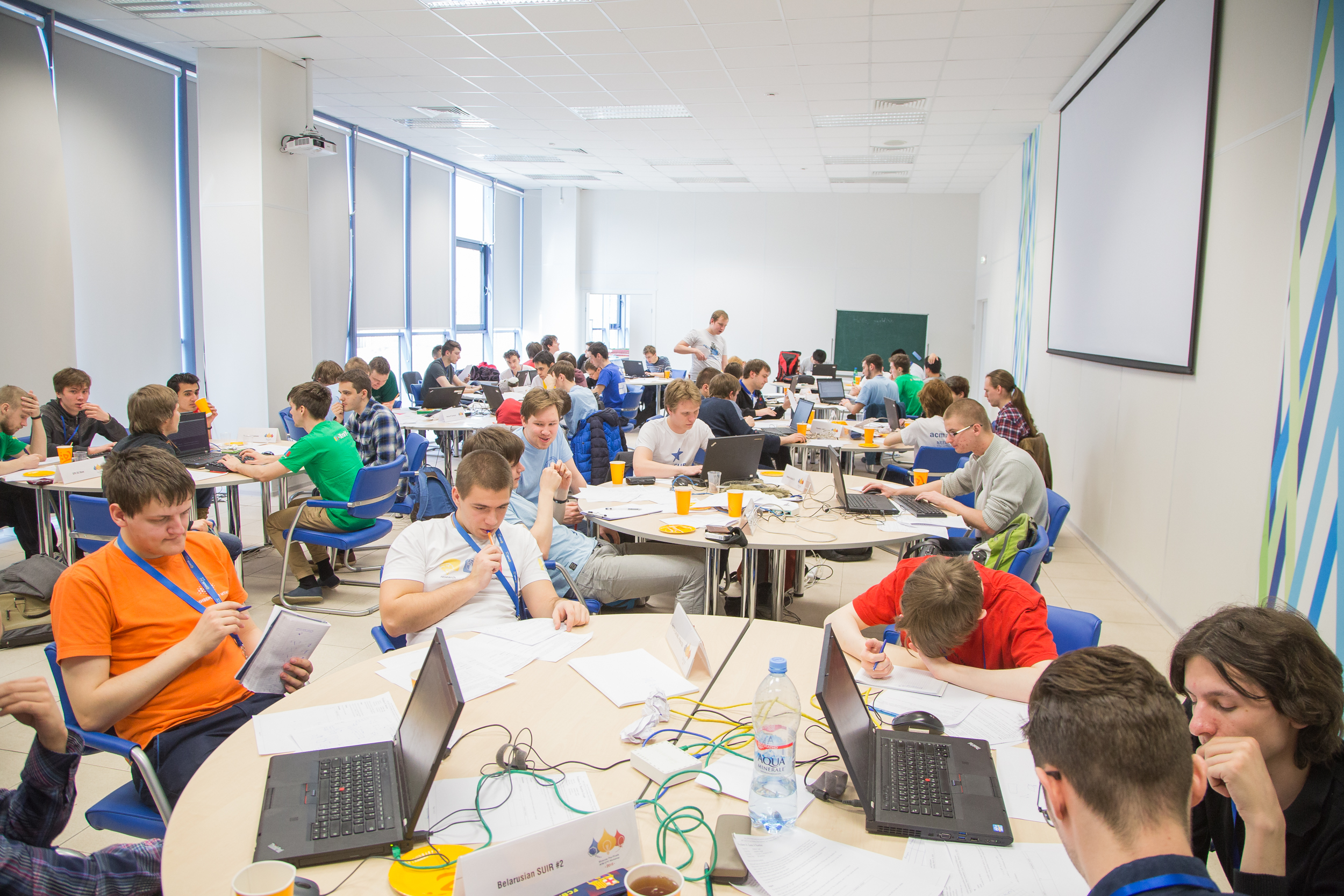 Moscow Programming Contest