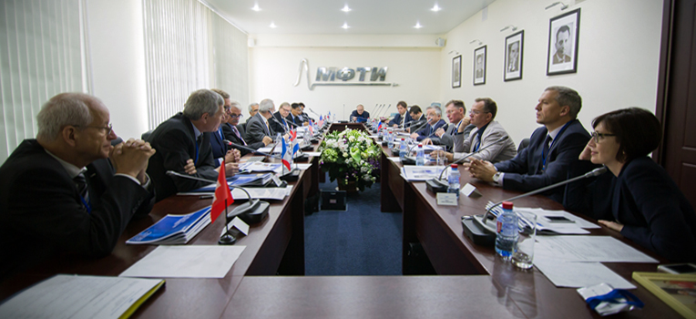 2nd MIPT International Board Meeting Held on Campus