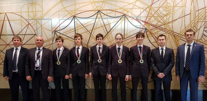 Russian team wins 4 golds and 1 silver at 49th International Physics
