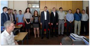 Master's thesis defense 2013